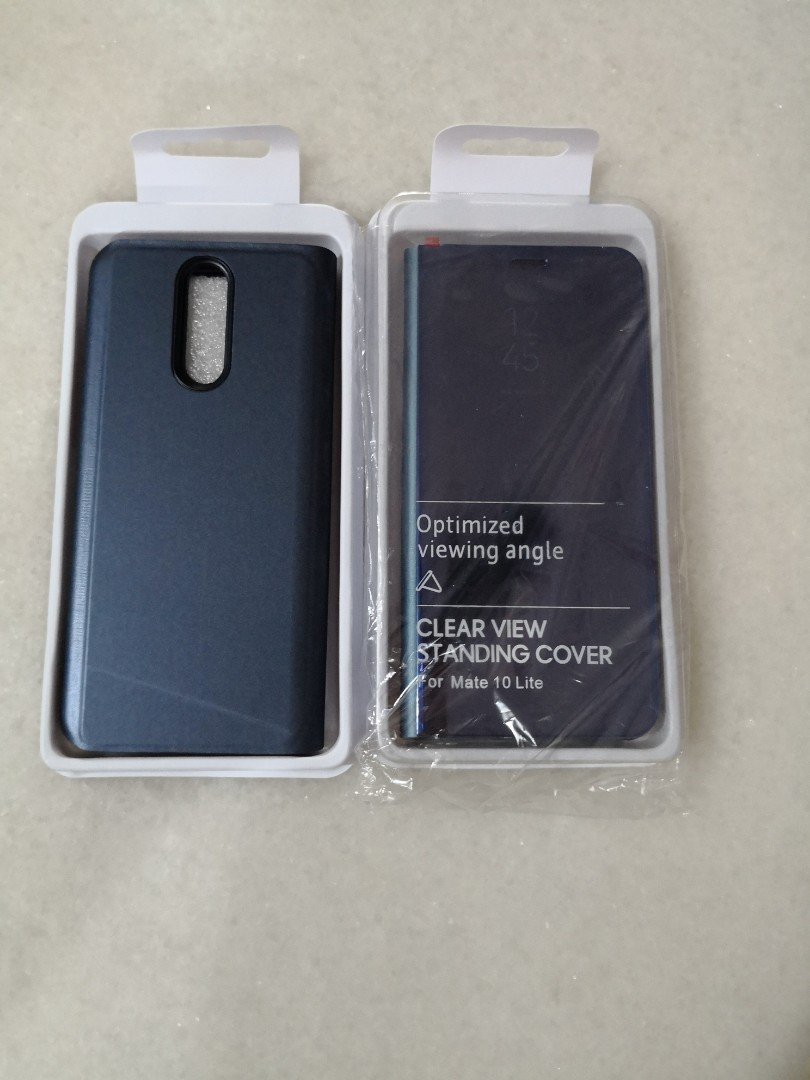 detailed look 151f5 27015 Huawei Mate 10 Lite Smart Cover