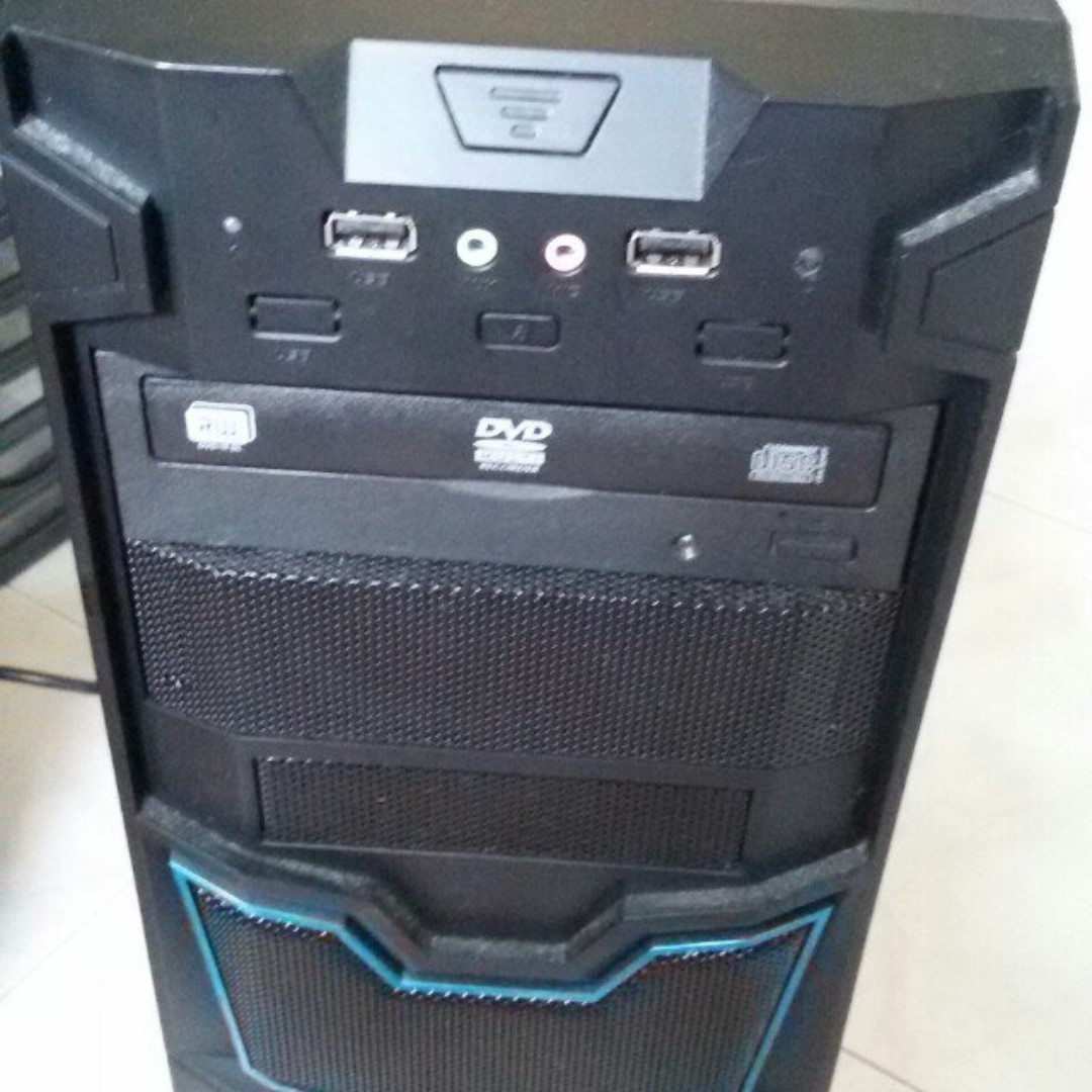 I7 3770k 350ghz Desktop With 2tb 16gb G750w Cooler Master Power Fsp Supply Hexa Plus H2 400 Electronics Computers Desktops On Carousell