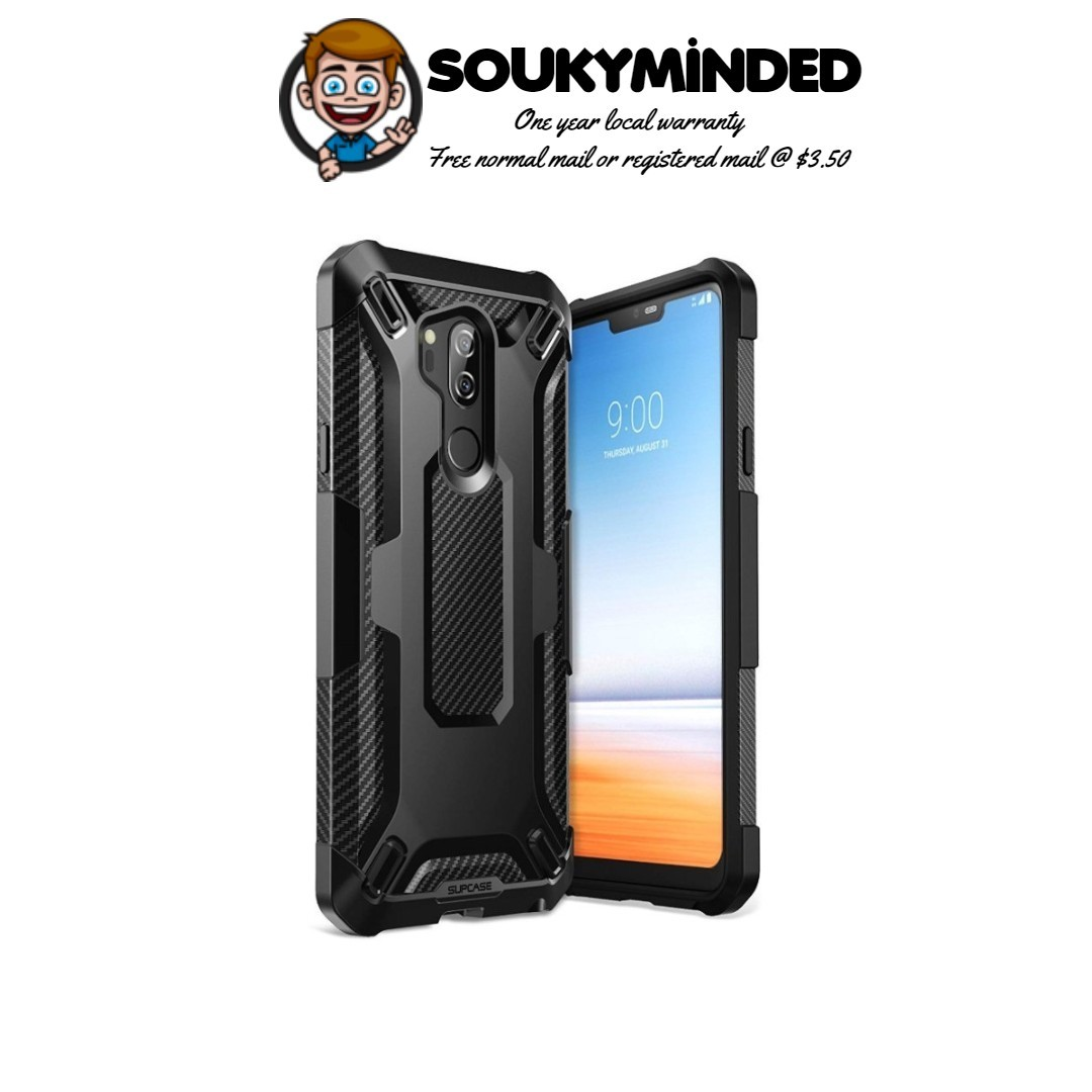 newest e041d b0fe6 [IN-STOCK] LG G7 Case, LG G7 ThinQ Case SUPCASE Unicorn Beetle Series  Premium Hybrid Protective Case for Samsung Galaxy LG G7/LG G7 ThinQ 2018  Release ...