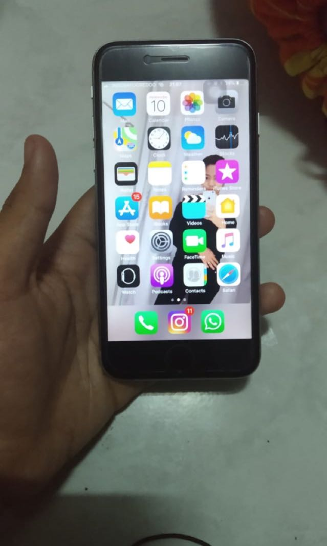Iphone 6 64GB ex Internasional b79641cd7d