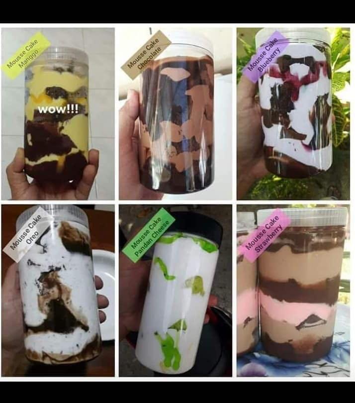 Kek Botol Aiskrim Food Drinks Instant Food On Carousell