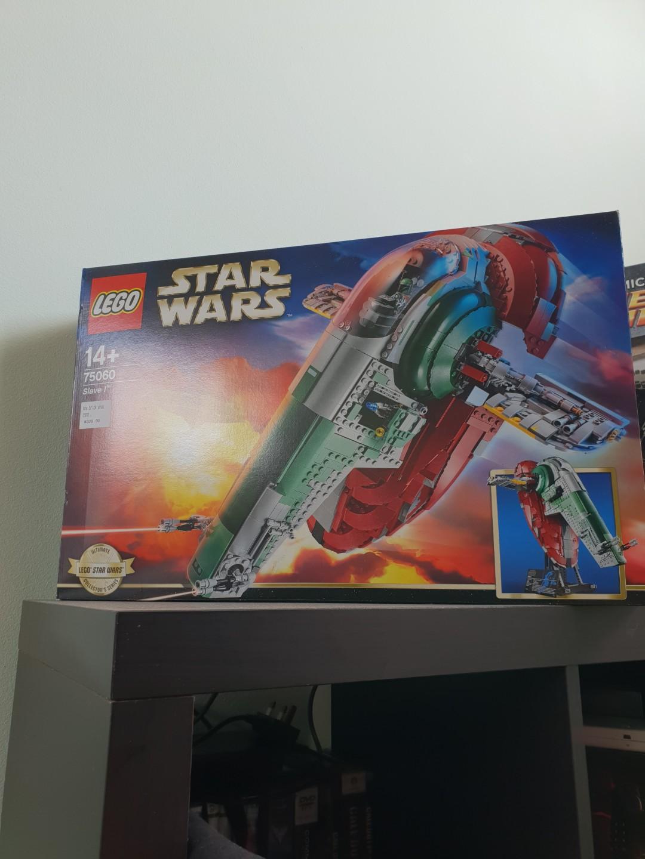 Lego Star Wars Ucs Slave 1 Ucs Batmobile Toys Games Bricks