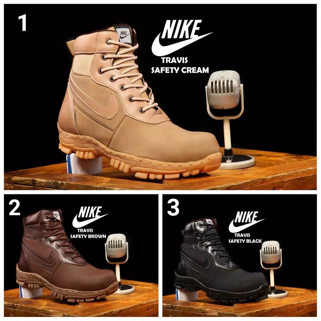 7552b11ee70 Preorder)Men shoes Nike Travis safety boost steel toe., Men's ...