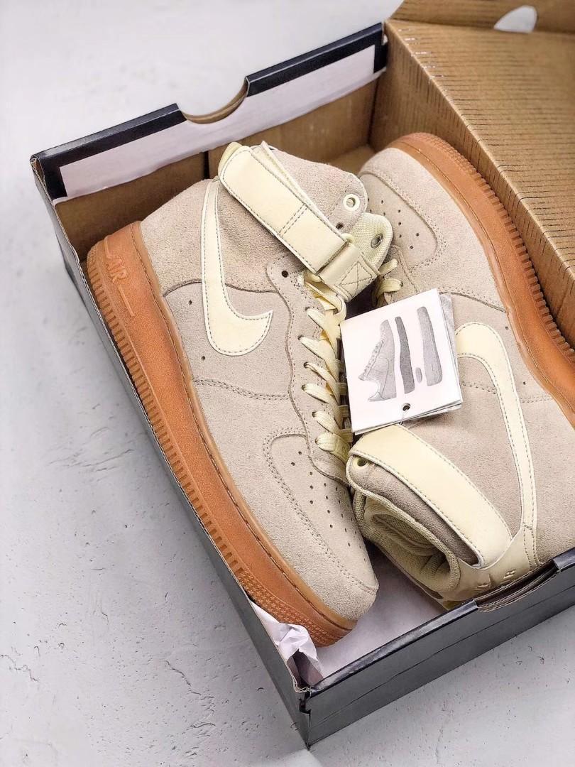 promo code 80693 b1d43 Nike Air Force 1 Mid 07 LV8 Suede AF1, Men's Fashion ...