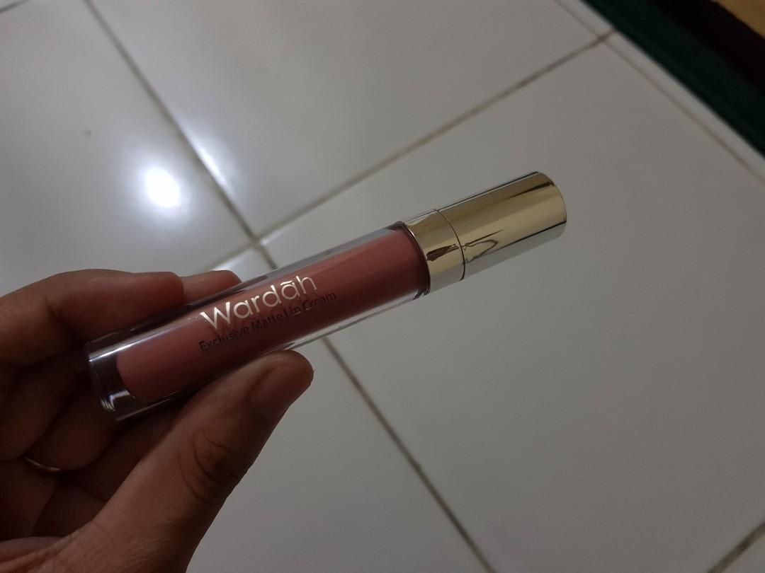 Preloved Lip Cream Wardah & Creamatte Emina