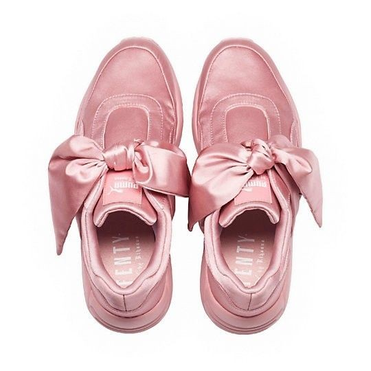 cheap for discount 9967e f2cd0 puma fenty x rihanna bow shoes