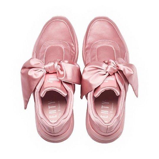 cheap for discount a0d3c d1b3a puma fenty x rihanna bow shoes