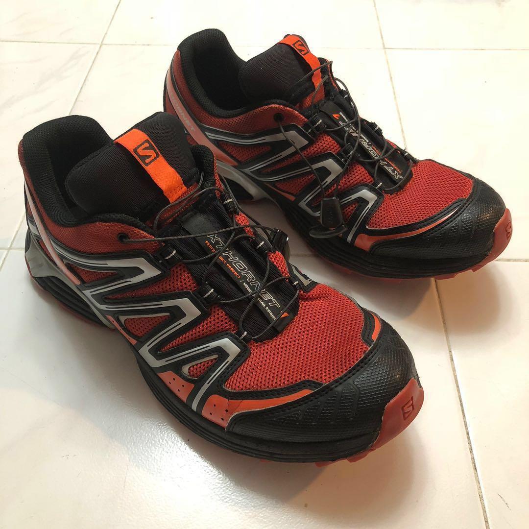 the best attitude c488e a1fc3 Salomon XT Hornet 1 Trail shoes 行山鞋US11, Men s Fashion, Men s Footwear on  Carousell