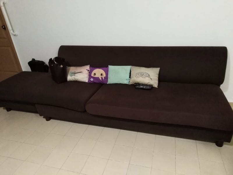 Sofa Couch Furniture Sofas On Carousell