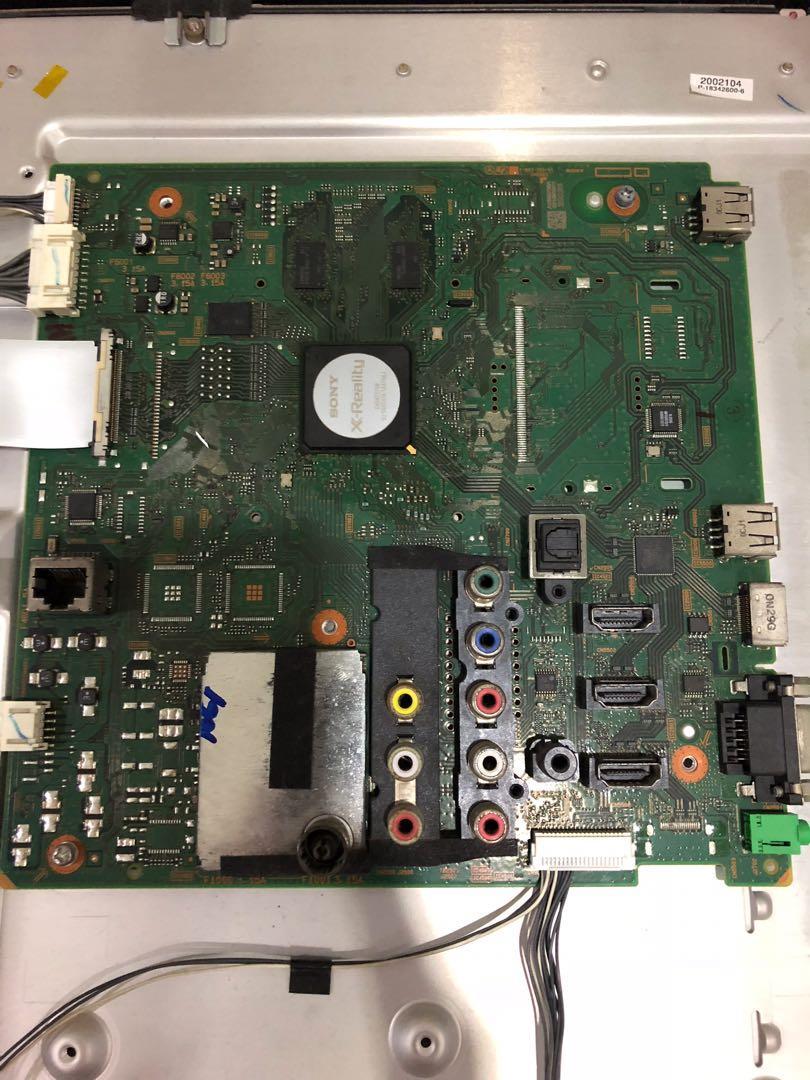 Sony 32' TV parts