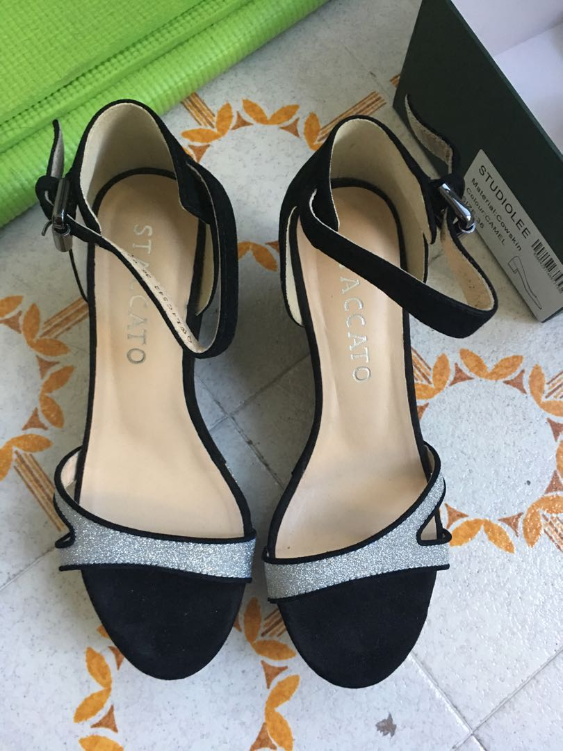 f2919f83ad9 Staccato wedge heels size 36