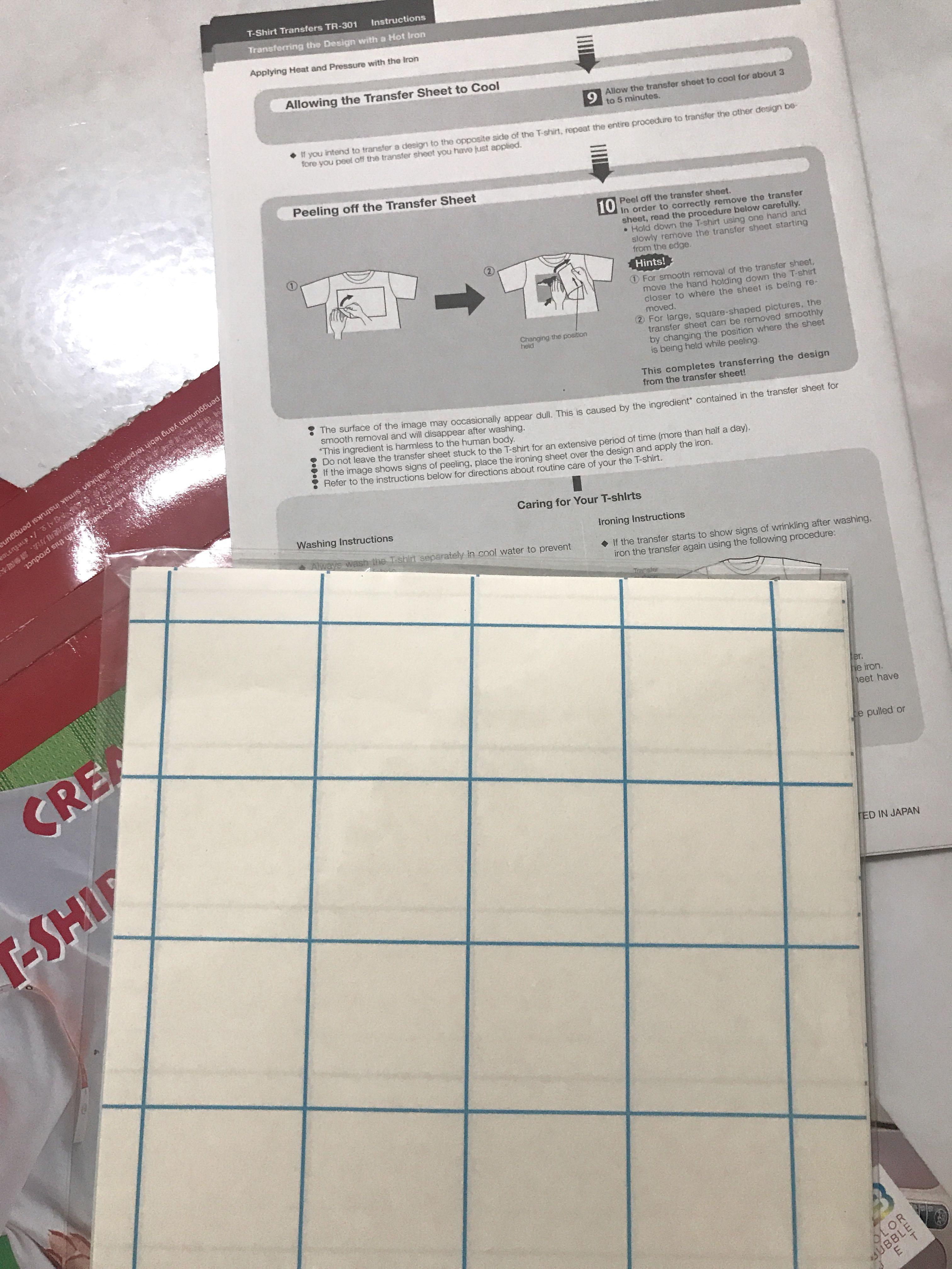T Shirt Iron On Printing Paper - DREAMWORKS