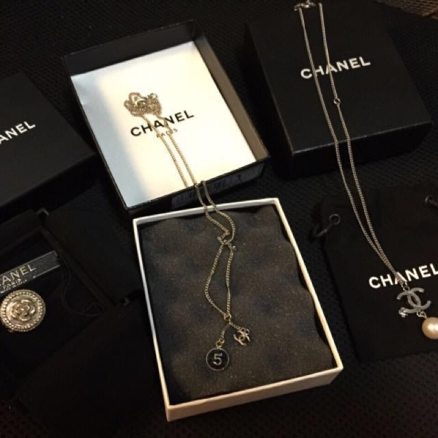 ee1e0031d05c5 WTS: Authentic Chanel Accessories@$100, Women's Fashion, Jewellery ...