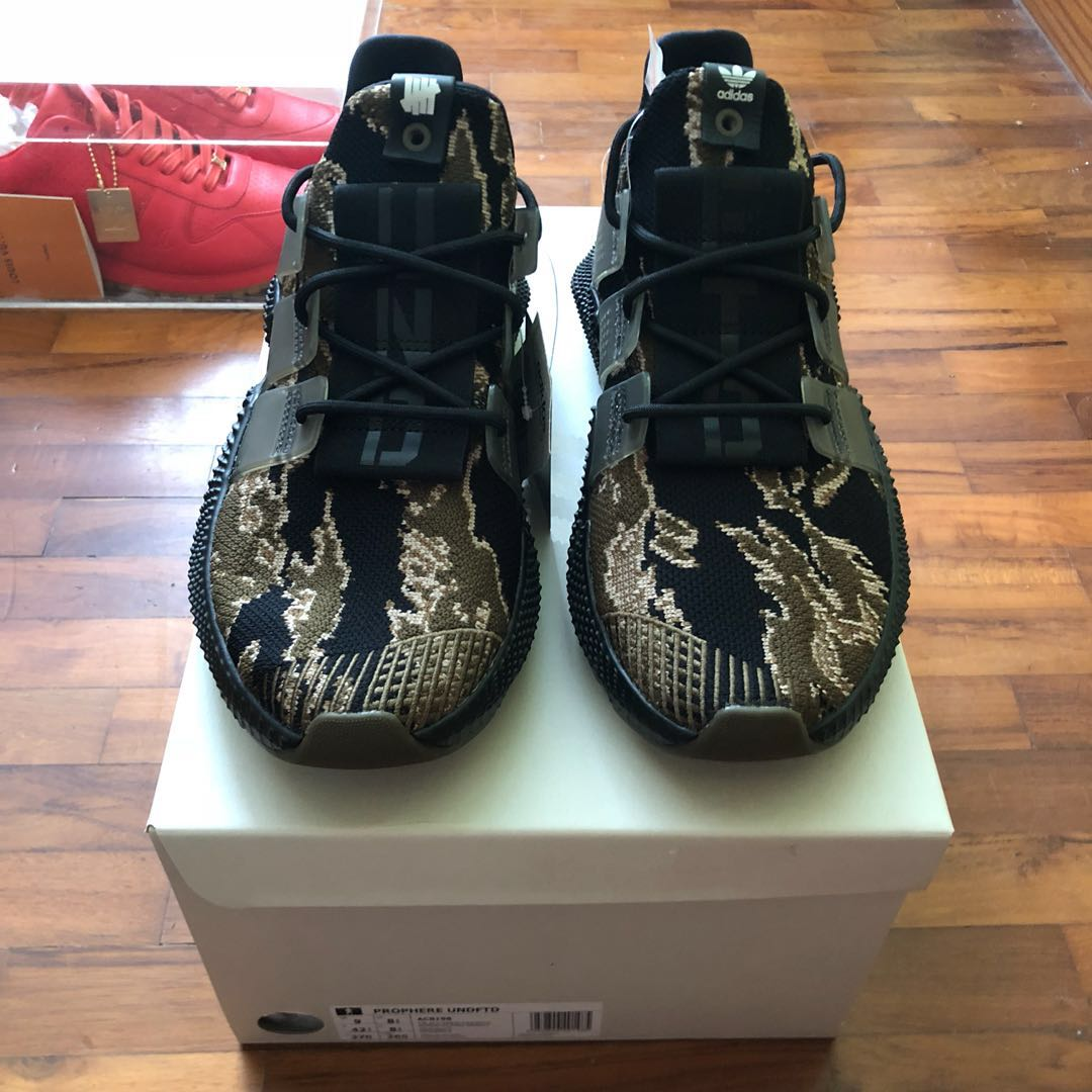 ea1046191aef WTS US9 Adidas Prophere x Undefeated