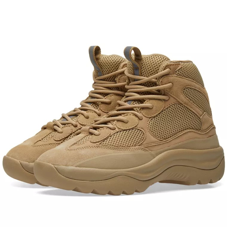 8b923136a9997 Yeezy Season 6 Desert Rat Boot - Tan - EU45