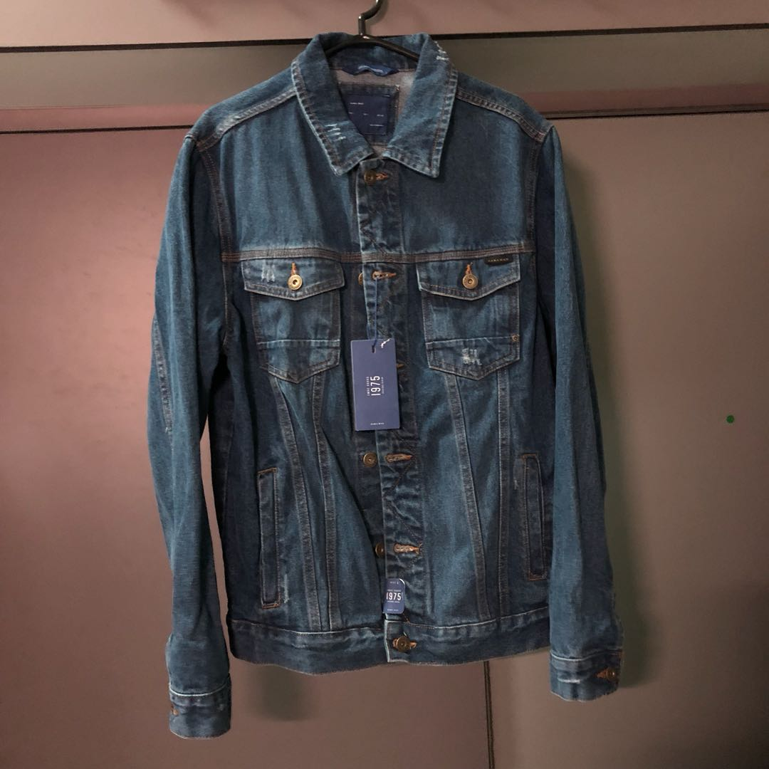 14c8be47 ZARA Denim Jacket