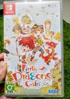 Little Dragon Cafe 小龍咖啡館 switch 中文版