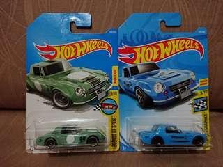 Hotwheels Fairlday 2000