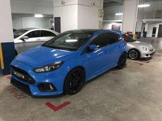 FORD FOCUS RS 2.3 6MT