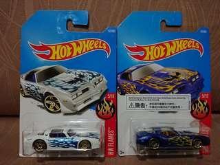 Hotwheels 77 Pontiac Firevird