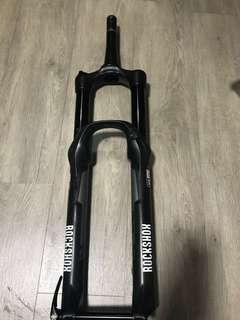 """Rockshox Pike RCT3, 160mm travel non-boost, 27.5"""" size"""