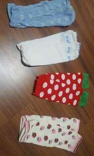 Baby socks / knees protection