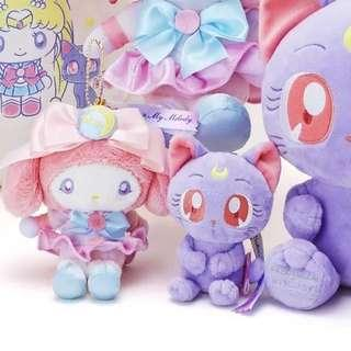 Sailor Moon x My Melody Collaboration Plushie Plush