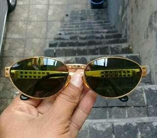 Aigner Vintage Sunglasses Oval Germany AUTHENTIC