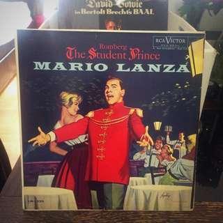 Mario Lanza The Student Prince