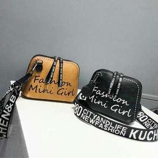 [ READY STOCK ] FASHION MINI GIRL SLINGBAG