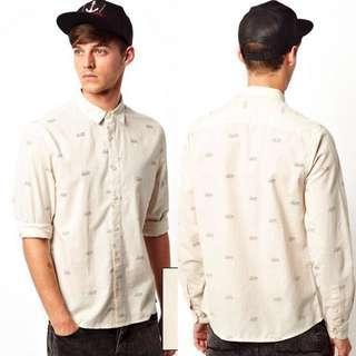 Asos polar bear shirt 襯衫恤衫