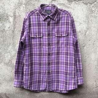 Authentic Flannel Shirt Uniqlo size L