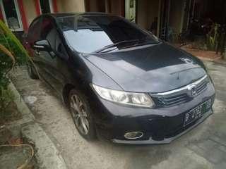 Civic FB3 2.0 2012