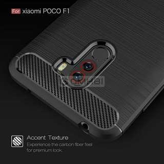 Xiaomi Pocophonde F1 Rugged Armour Case