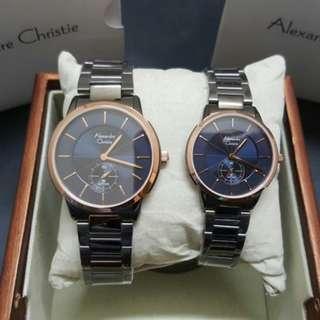 Di jual Alexander Christie 8546 grey
