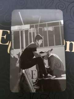 ELYXION IN SEOUL DVD PHOTOCARD PC - SEHUN