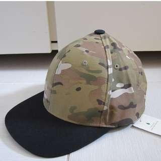 全新(面交/順豐)日本United Arrows Green Label Relaxing MultiCam Camo Cap帽supreme mastermind cdg porter