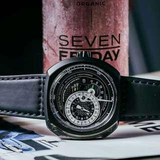 Seven Friday
