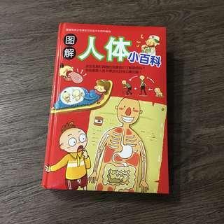 Chinese Children's Human Biology Mini Encyclopaedia