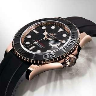 Jam Tangan Rolex  Submariner 0078 Otomatis Ring ceramic