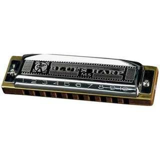 SALE❣️THE ONE AND ONLY BLUES HARP ✨Hohner Blues Harp® Harmonica Key of D