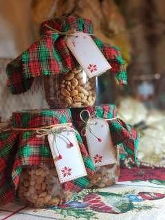 Christmas Give-Away (Garlic Peanuts)