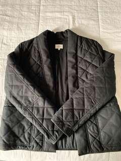 Aritzia Wilfred Quilt Jacket