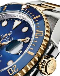 Jam Tangan Rolex  Submariner 0018 Otomatis