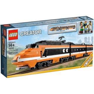 Lego 10233 Creator - Horizon Express  { Train }