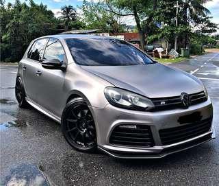 SAMBUNG BAYAR/CONTINUE LOAN  VW GOLF MK6 2.0CC STAGE 2 TAHUN 10/10