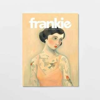 Frankie magazine issue 74