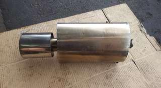 Exhaust custom make