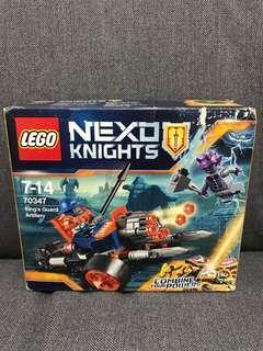 Lego Nexo Knight 70347