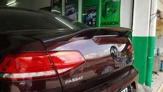 Volkswagen Passat Spoiler Carbon Fiber